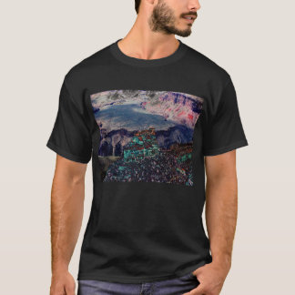 Camiseta Grand Canyon brilhante de Seminegative por KLM