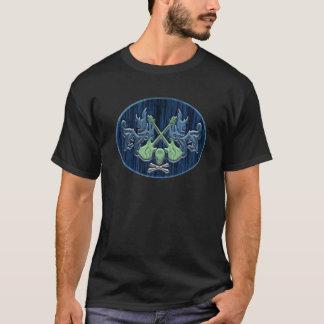 Camiseta Green rock