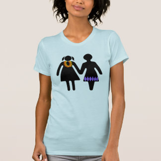 Camiseta GRLZ em férias