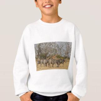 Camiseta Grupo de zebras e de girafa TomWurl.jpg