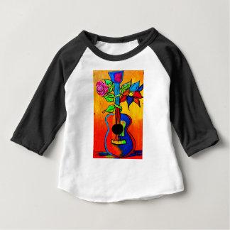 Camiseta Guitarra espanhola