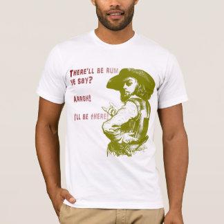 Camiseta Haverá rum?