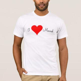 Camiseta HEART1, I               Mariah