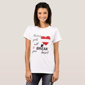 Camiseta Heartbreaker austríaco