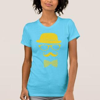 Camiseta Hipster do senhor