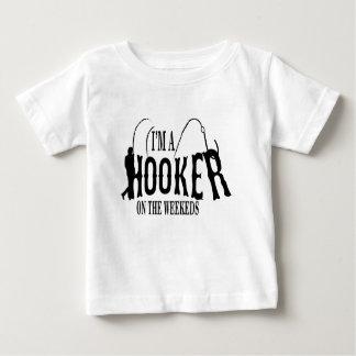 Camiseta Hocker. pescador