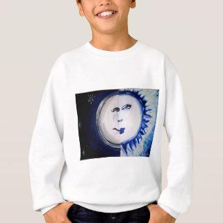Camiseta Homem como a lua e a mulher como o Sun