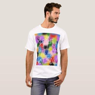 Camiseta Homem da alma