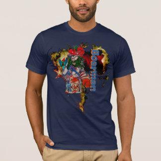 Camiseta Homem do varrão