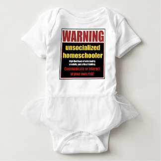 Camiseta homeschoolers unsocialized
