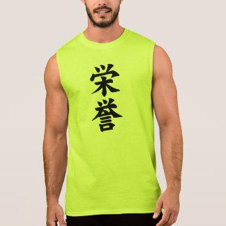 Camiseta Honra de Samurai!