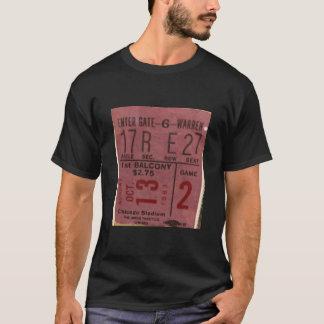 Camiseta Hóquei velho do tempo em Chicago