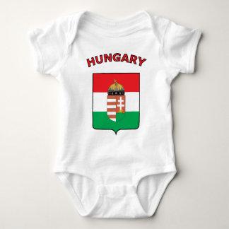Camiseta Hungria bonita