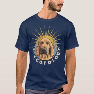 Camiseta Igreja de Roscotology (logotipo Spiky)