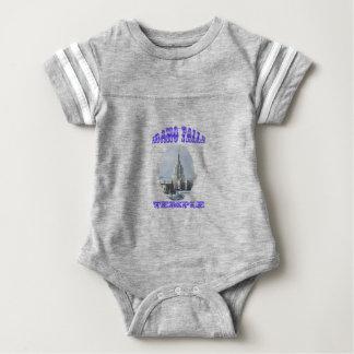 Camiseta Igreja do Jesus Cristo do último templo dos santos