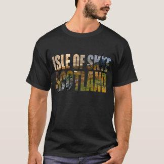 Camiseta Ilha do tshirt de Skye
