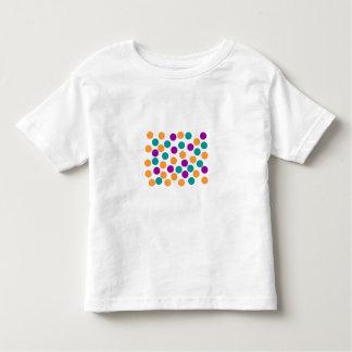 Camiseta Infantil Círculos