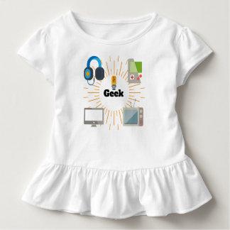 Camiseta Infantil Geek