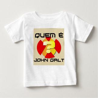 Camiseta Infantil John Galt