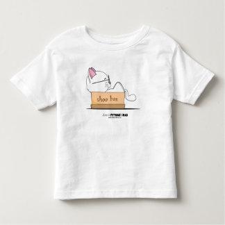 Camiseta Infantil Pythagoras Shoo o T da caixa