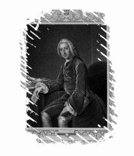 64d16c452e Camiseta Infantil Retrato de William Pitt
