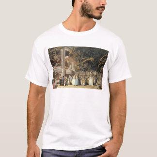 Camiseta Jardins de Vauxhall de Ackermann