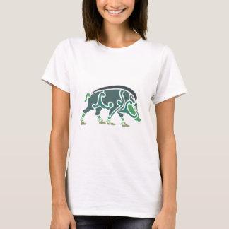 Camiseta javali celta celtic boar