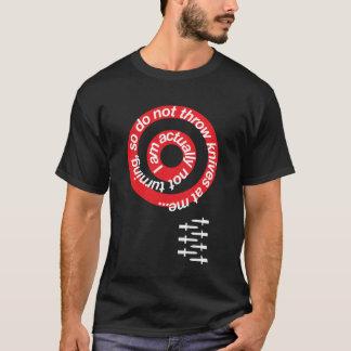 Camiseta Jogo da faca