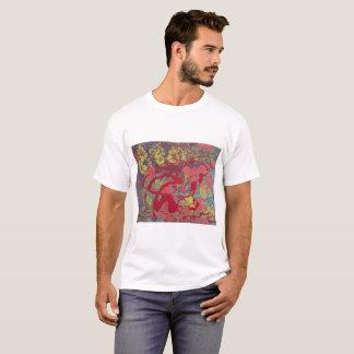 Camiseta John tem faz a arte e tem a paralisia cerebral