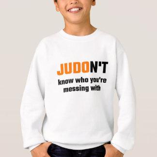 Camiseta JUDOn't sabe quem você está sujando com