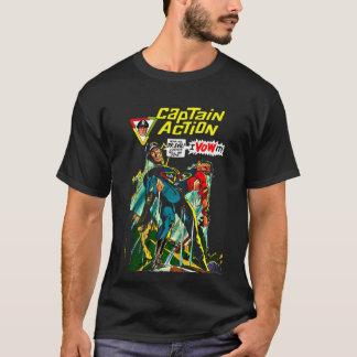 Camiseta Justiça clássica de CA seja T feito