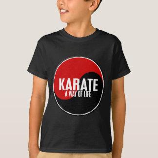 Camiseta Karaté 1 de Yin Yang