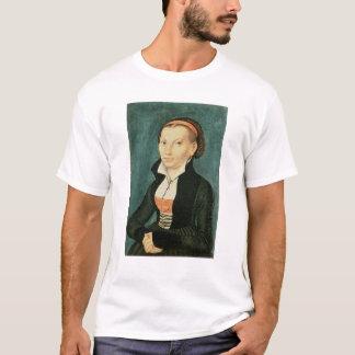 Camiseta Katharina von Bora, esposa futura de Martin
