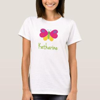 Camiseta Katharine a borboleta