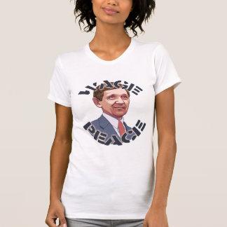 Camiseta Kucinich - paz do salário