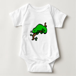 Camiseta Lagarto verde