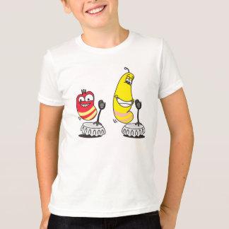 Camiseta larva - cante