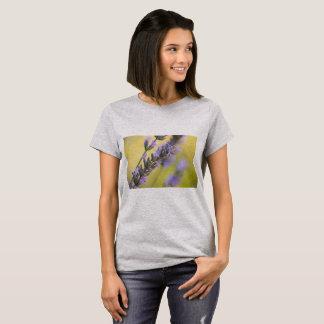 Camiseta Lavanda doce