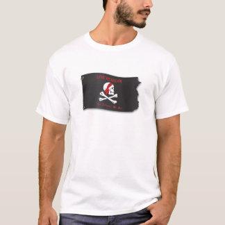 Camiseta Libertário todo o patriota. Nenhum ato