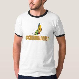Camiseta Limpar engraçado