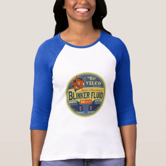 Camiseta Líquido do farol intermitente de DeVilCo