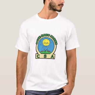 Camiseta Logotipo das fazendas de bebê de Skye