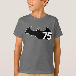 Camiseta Logotipo de Batman 75