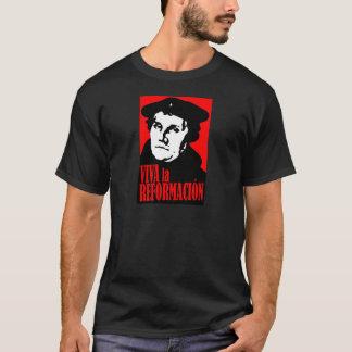 Camiseta LUTHER de Reformacion do la de Viva