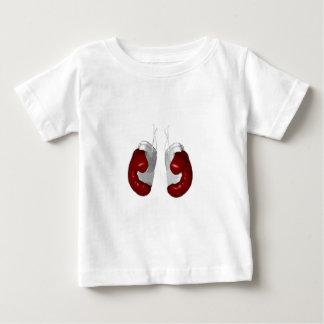 Camiseta Luvas de encaixotamento