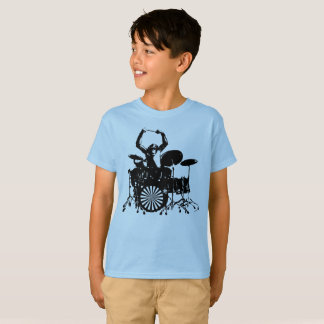 Camiseta Macaco do rock and roll
