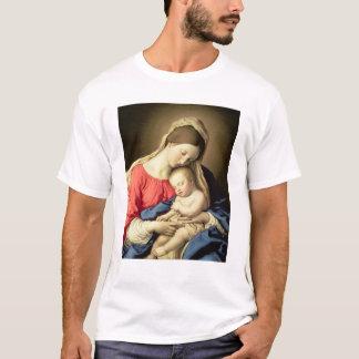 Camiseta Madonna e criança 3