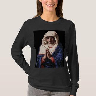 Camiseta Madonna na oração