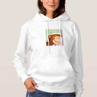 Camiseta Makad o macaco urbano