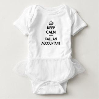 Camiseta Mantenha a chamada da calma… um contador